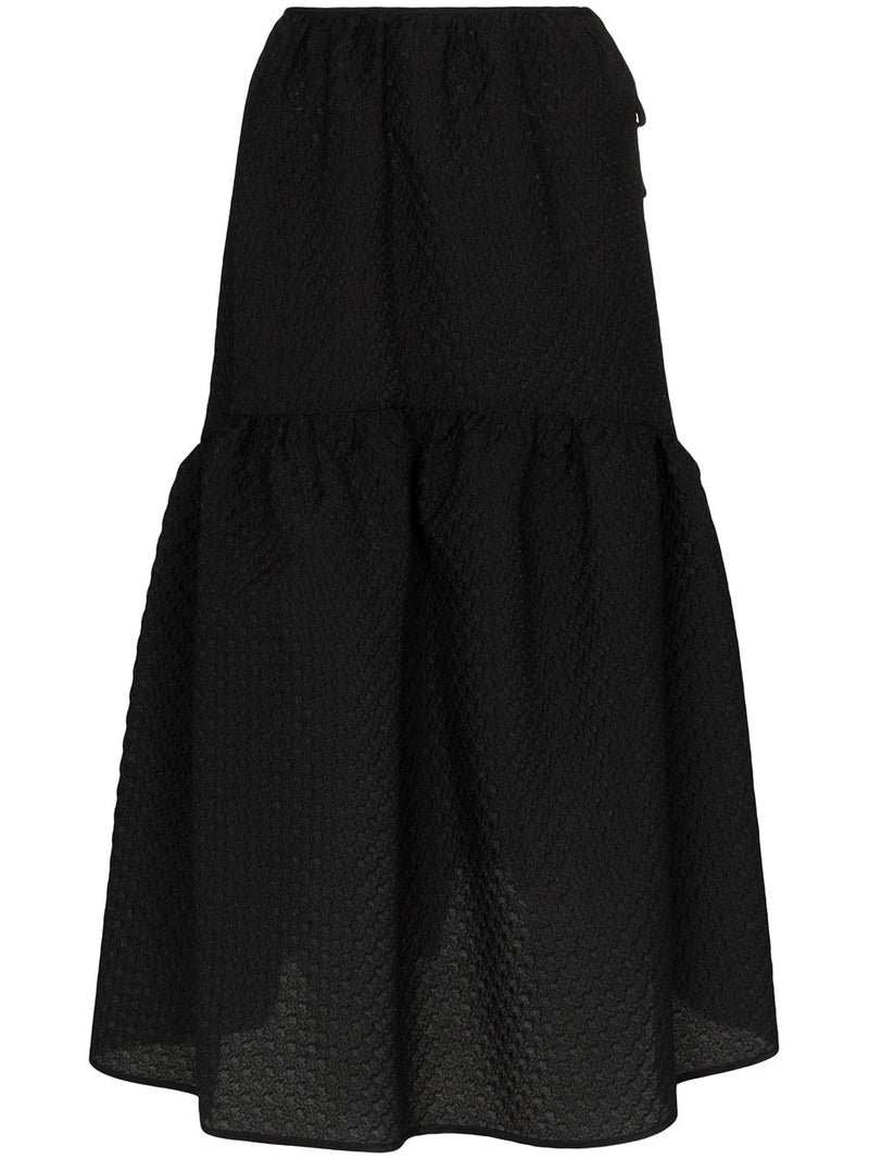 CECILIE BAHNSEN Rosemary Voluminous Panel Skirt