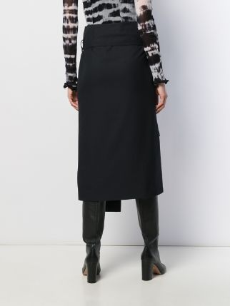 ROKH Long Layer Panel Skirt