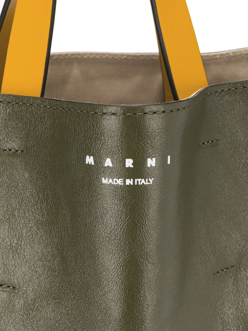 MARNI Museo Soft Bag in Calf Leather