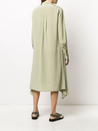JOSEPH Alisson Silk Dress - Sage