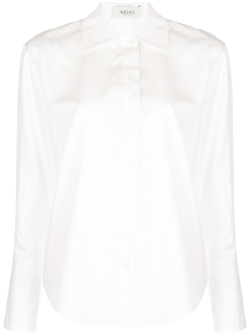 ARIAS Side Tie Blouse