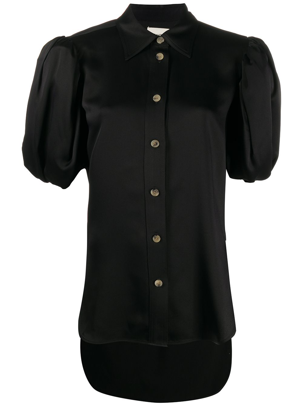 KHAITE Roberta Top - Black
