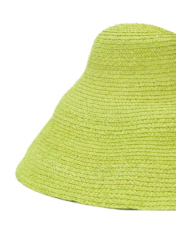 JACQUEMUS Le Chapeau Valensole - Light Green