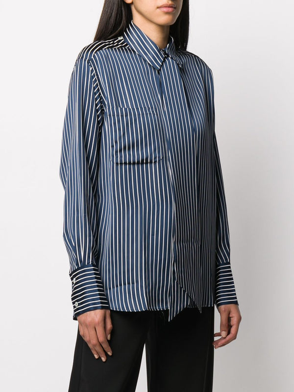 ROKH Sailor Stripe Insert Shirt