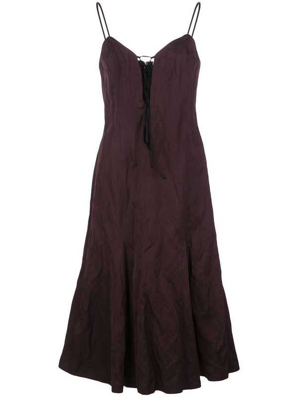 BROCK Quanda Woven Dress