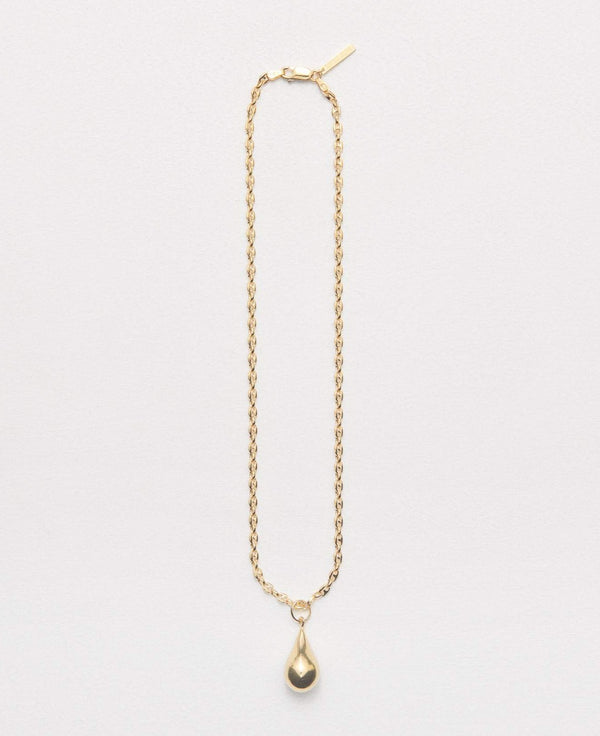 SOPHIE BUHAI Gold Dew Drop Pendant Necklace - 20""