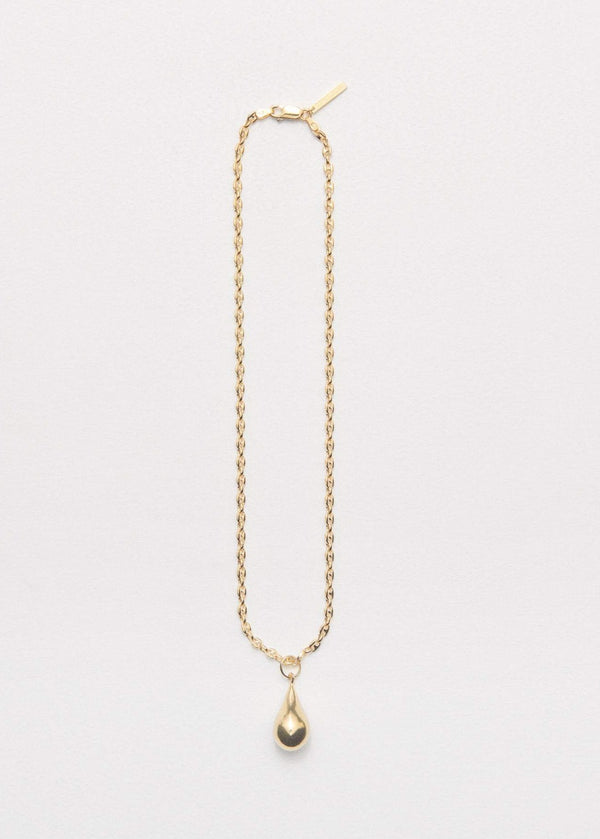 SOPHIE BUHAI Gold Dew Drop Pendant Necklace - 16""
