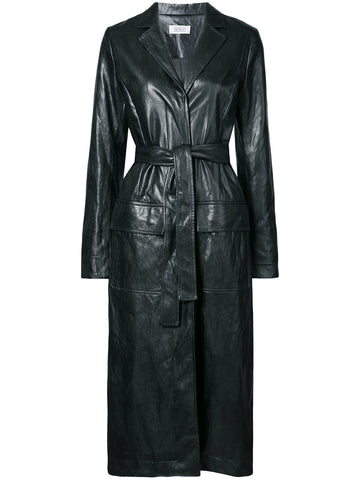 Belted Trench