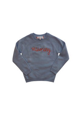 LINGUA FRANCA Visionary Kid's Sweater