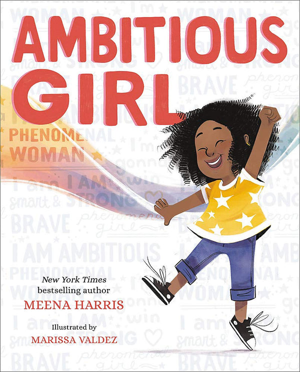 Ambitious Girl Book by Meena Harris