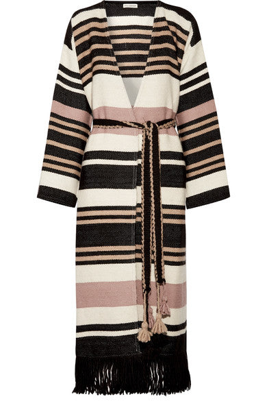 Ulla Johnson Areli Coat - Stripe
