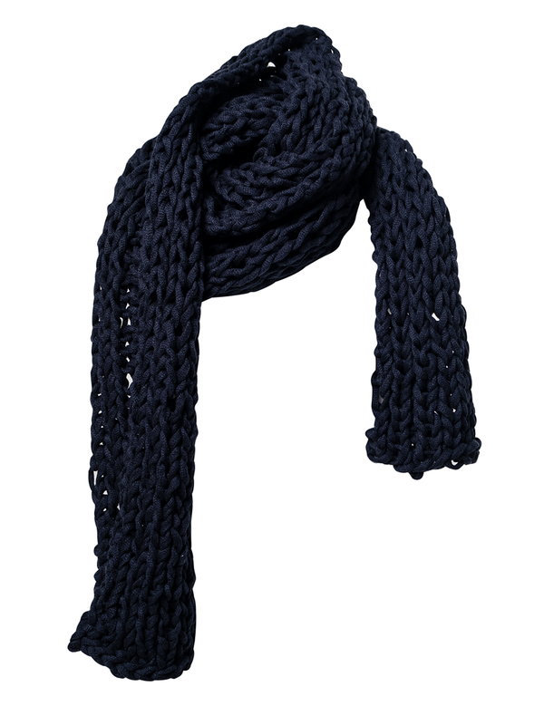 AISLING CAMPS Lenny Open Knit Scarf