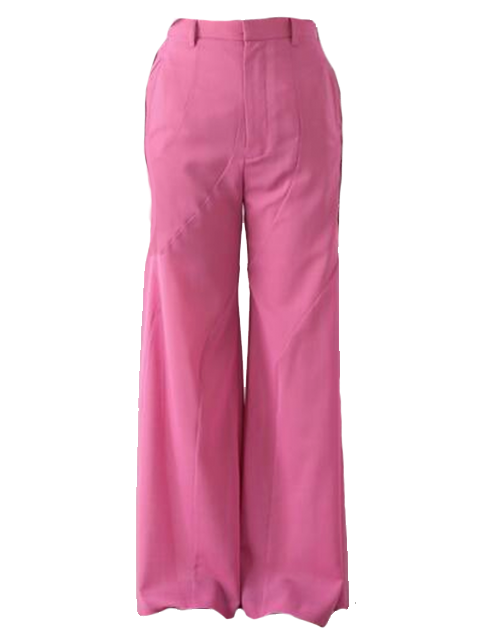 AKIRA NAKA Twist Panel Trousers