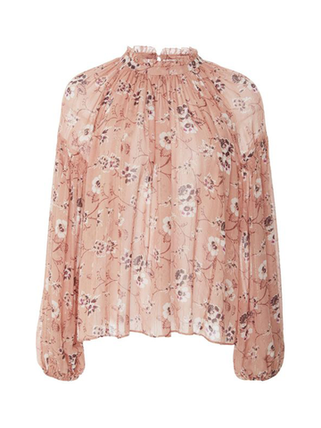ULLA JOHNSON ARNOUX BLOUSE