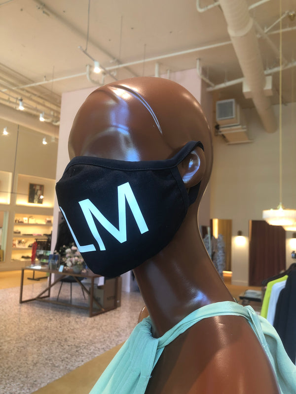 MCMULLEN Black Lives Matter Face Mask