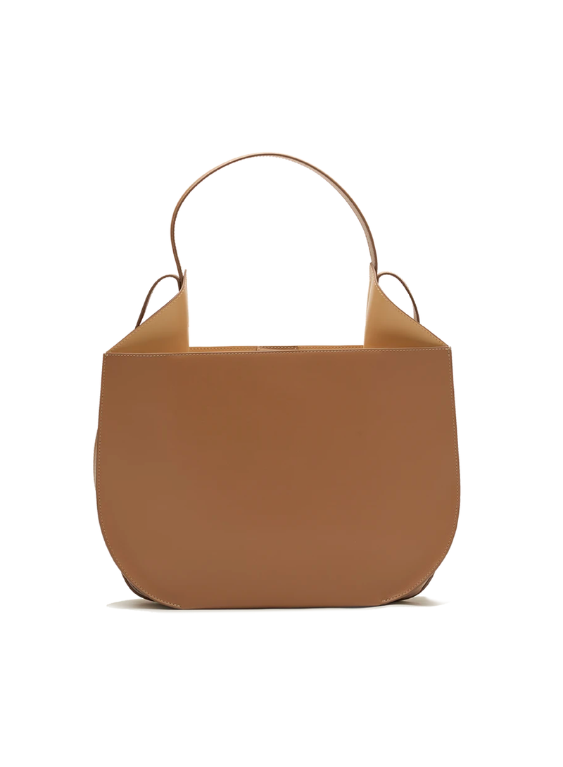 REE PROJECTS Helene Leather Hobo