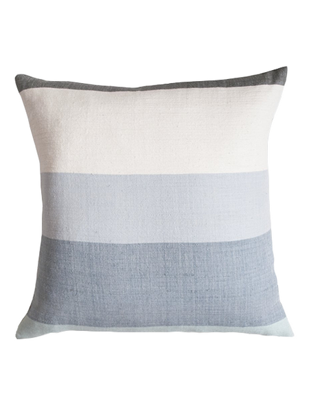 Bole Road Textile Afar Pillow in Mist