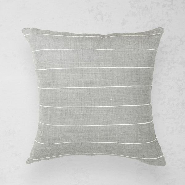 BOLE ROAD Textile Melkam Pillow in Pumice