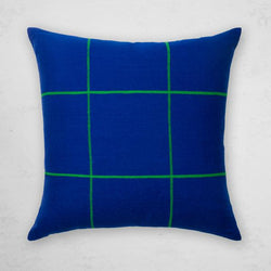 BOLE ROAD Argo Pillow - Cobalt