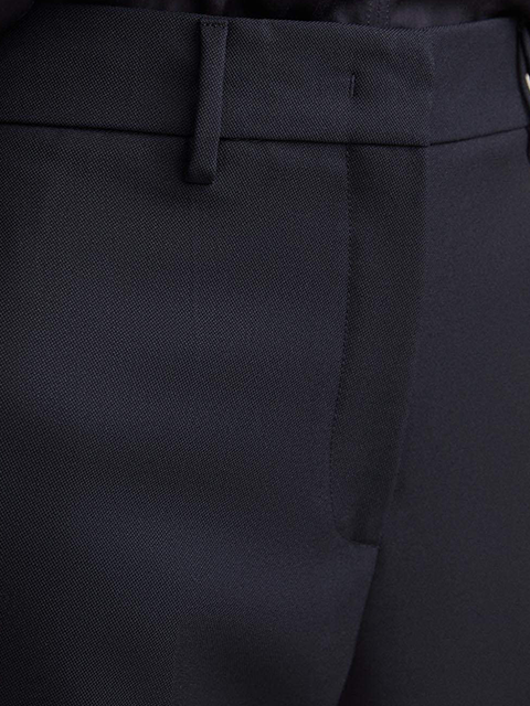 CÉDRIC CHARLIER Navy Trouser