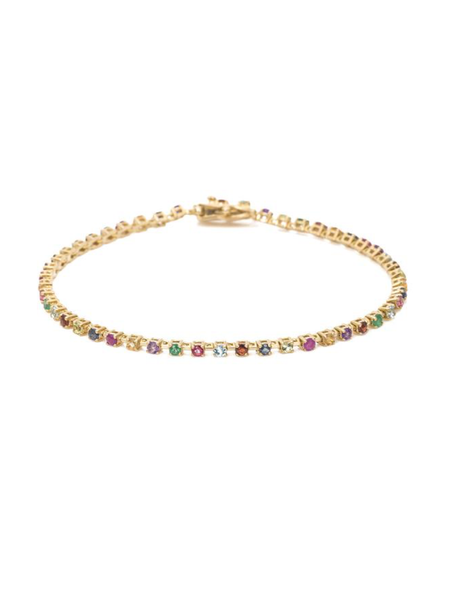 Ariel Gordon Candy Crush Tennis Bracelet
