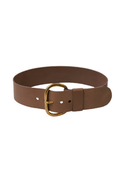 RACHEL COMEY Wide Estate Belt / Tawny