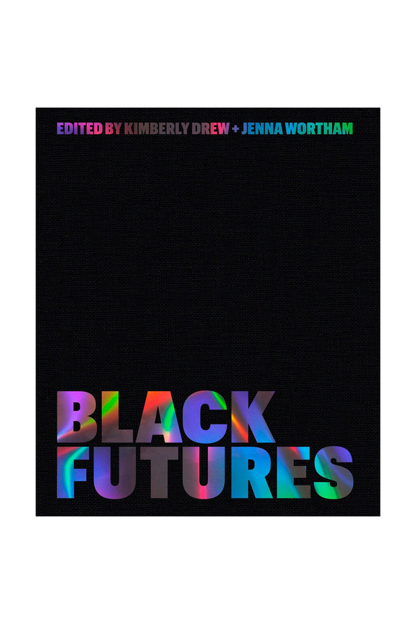 """Black Futures (ONE WORLD)"" Book by Kimberly Drew and Jenna Wortham"