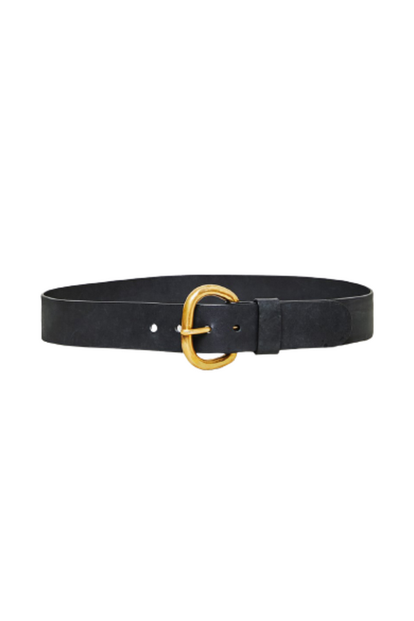 RACHEL COMEY Estate Belt / Black