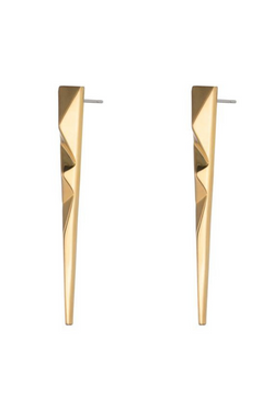 THIRD CROWN Prizm Spike Earrings