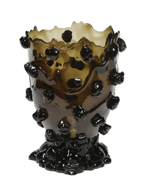 CORSI Large Nugget Vase in Fume