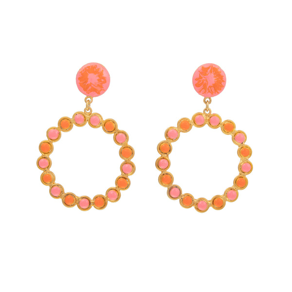 SYLVIA TOLEDANO Happy Drop Earrings