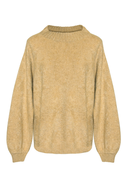 THE ELDER STATESMAN heavy Balloon Pullover