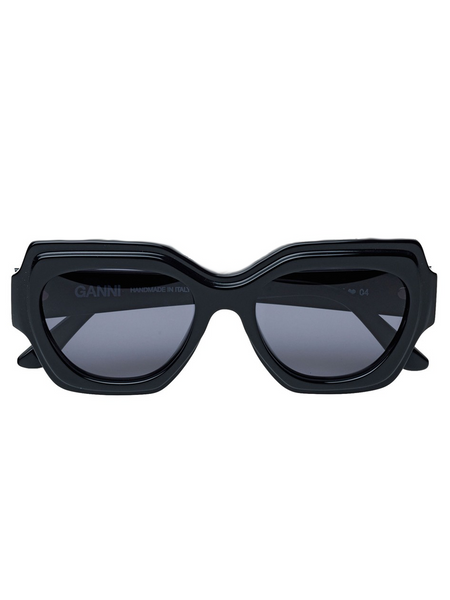 GANNI Ivy Sunglasses - Black