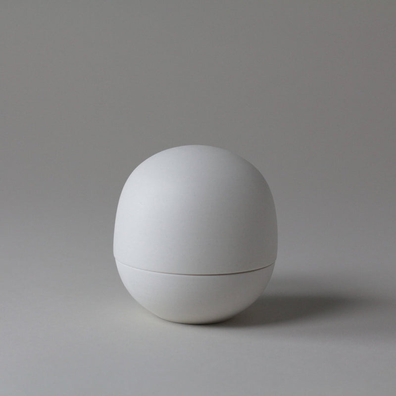 LILITH ROCKETT CERAMICS Porcelain Orb Container