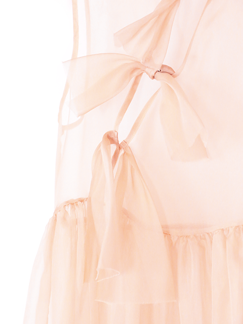 KAMPERETT Mae Dress - Blush