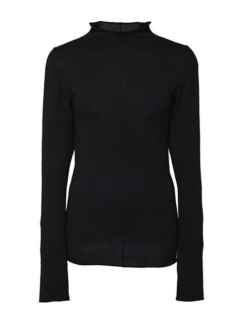 KHAITE Lola Sweater - Black