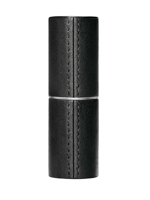 LA BOUCHE ROUGE Leather Lipstick Case - Noir