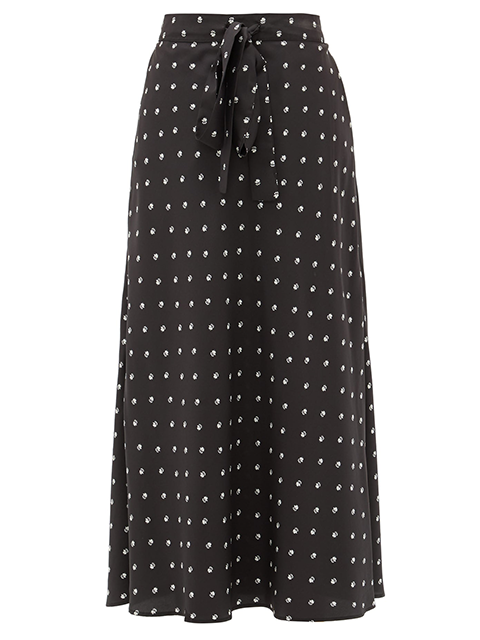 LEE MATHEWS Roxie Maxi Skirt
