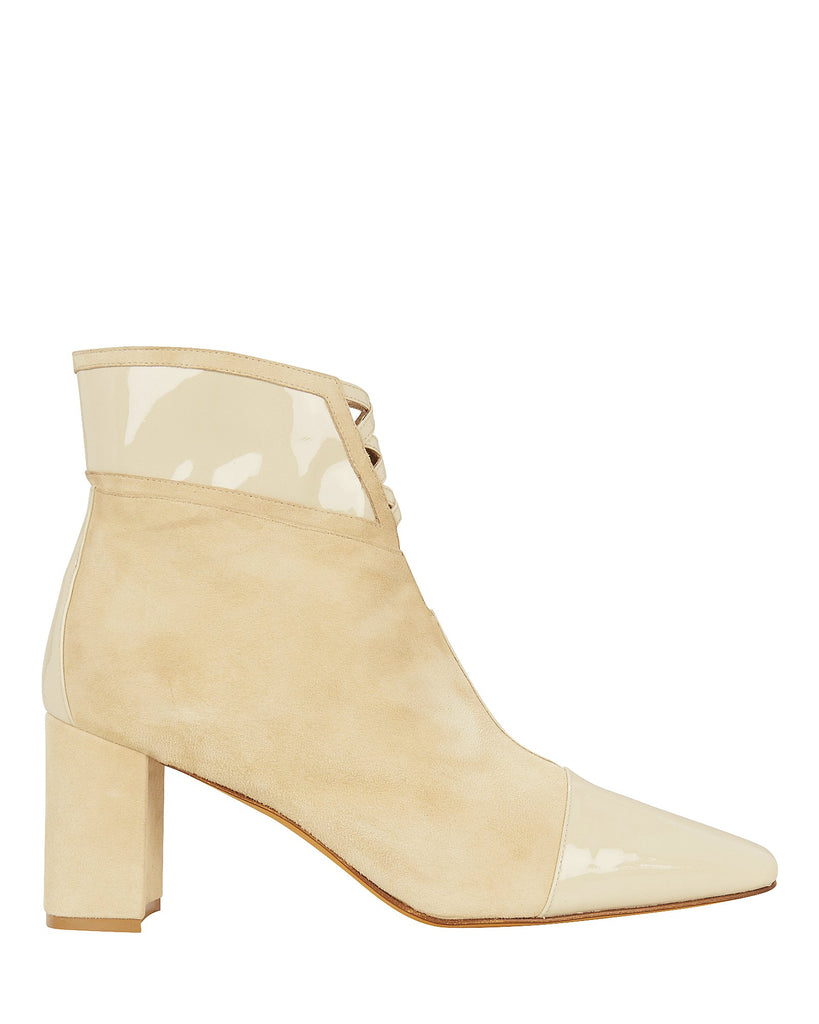 Maryam Nassir Zadeh Mona Boot W/ Criss-Cross Detail
