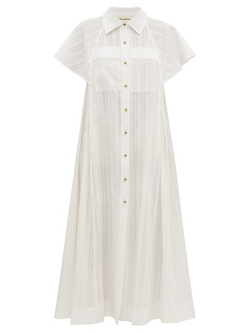 Mara Hoffman AIMILIOS Cotton Dress