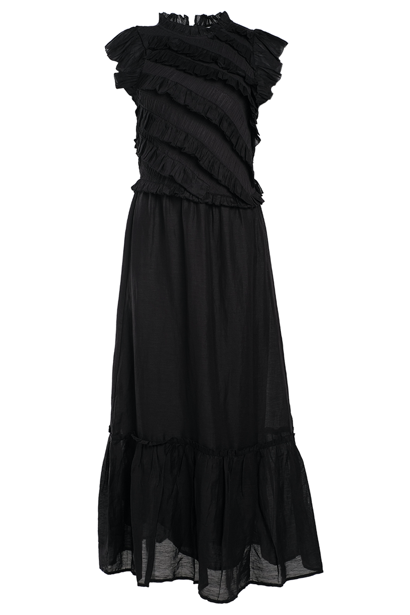 SEA Eleanor Tier Maxi Dress