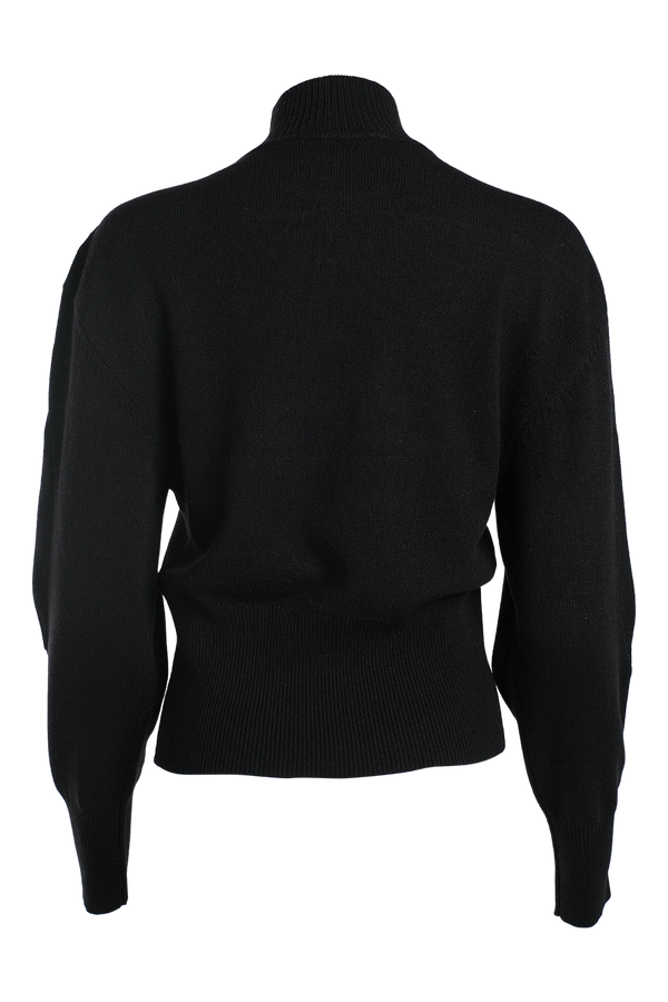 PROENZA SCHOULER Eco Cashmere Turtleneck Knit Top