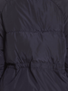 GANNI Tech Down Coat - Total Eclipse