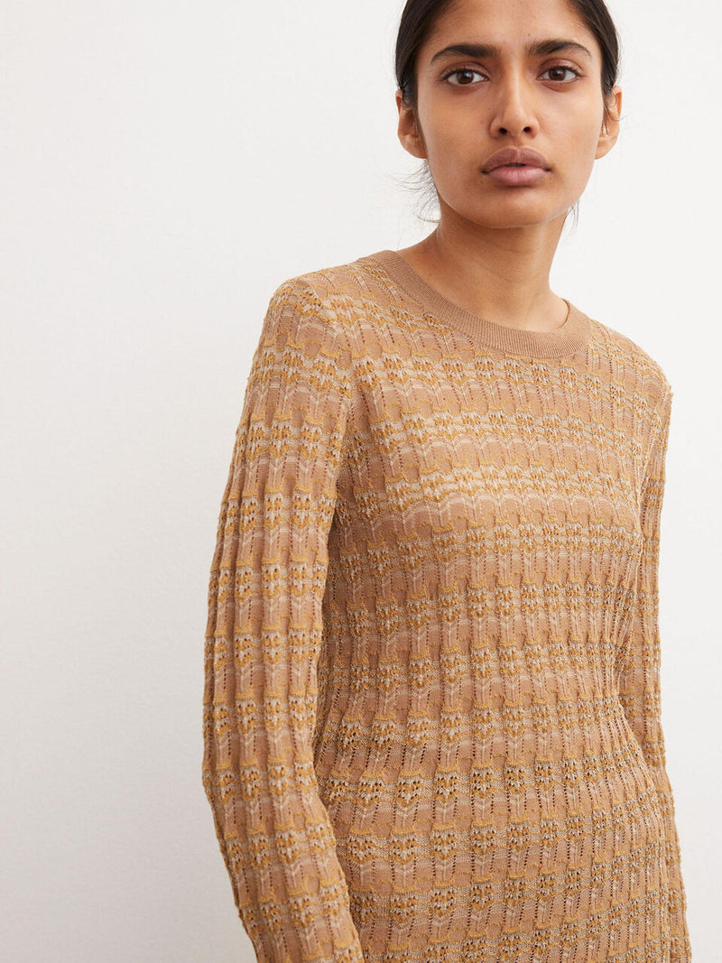by MALENE BIRGER Dregea Knit Stripe Sweater