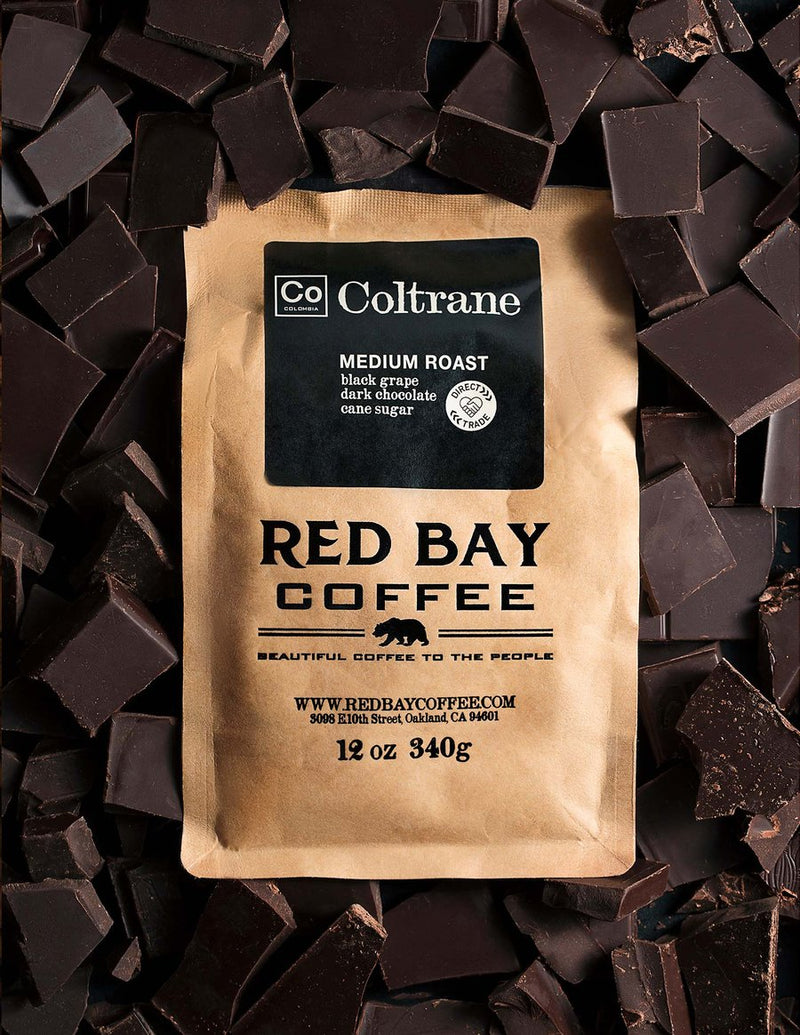 RED BAY COFFEE Coltrane Medium Roast