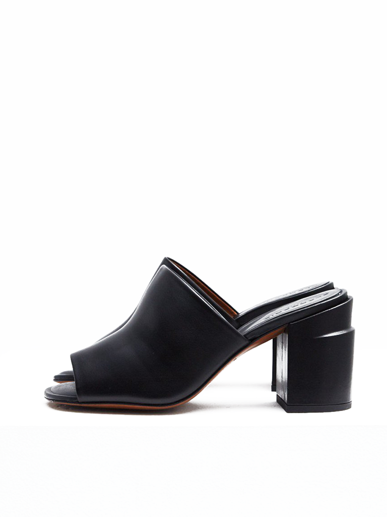CLERGERIE Allegria Mule - Black