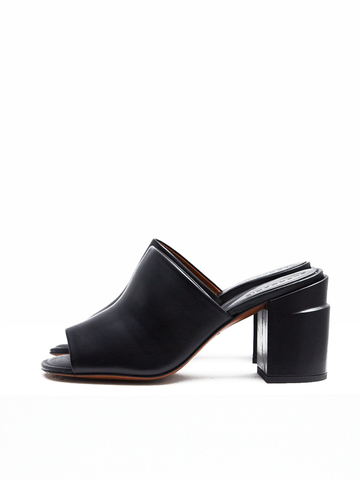 ROBERT CLERGERIE Allegria Mule - Black