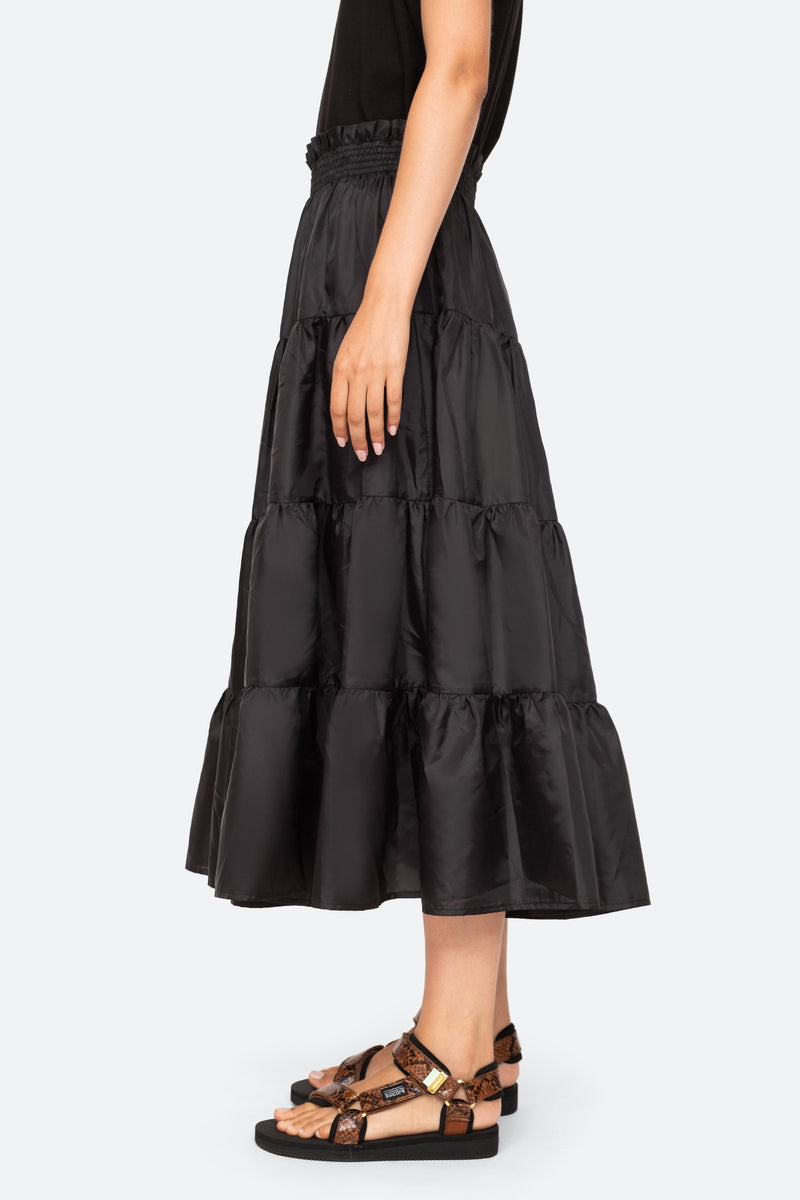 SEA Nadja Tiered Skirt
