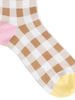 STINE GOYA Iggy Check Socks