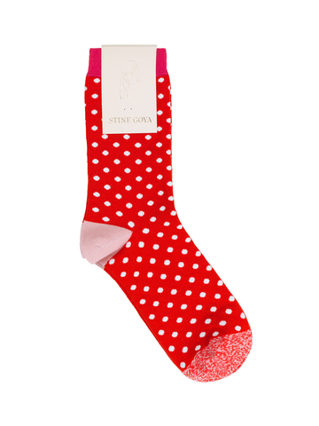 STINE GOYA Iggy Dots Socks